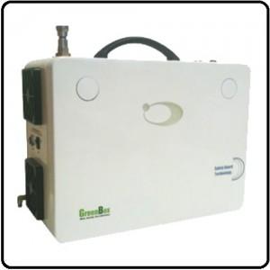 Plug&Play Hydrogen fuel-cell GreenBox 100
