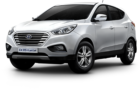 Hyunday ix35 FUEL CELL CAR