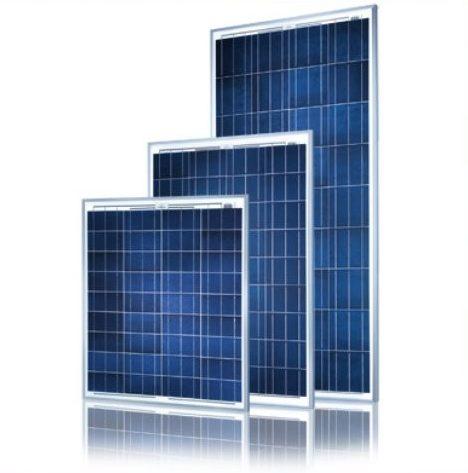 Solceller/moduler i alle størrelser og typer til de fleste app.